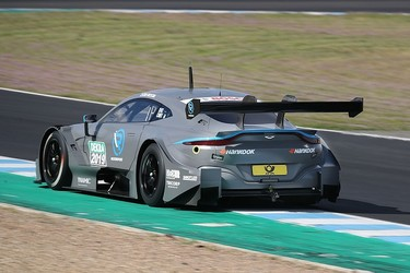 R-Motorsport wants permission to test its Aston DTM car in-season